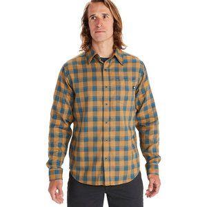 Marmot Bodega Lightweight Long-Sleeve Flannel NWT